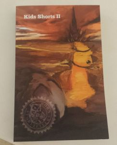 The 2014/15 Born Storytellers book, Kids Shorts