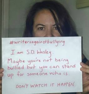 writers against bullying