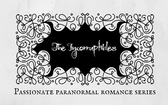 Passionate paranormal romance series watercolour